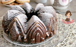 torta nera pazza