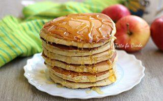 pancake senza lattosio