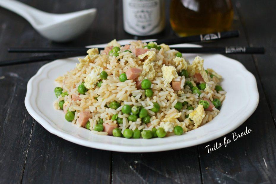 riso alla cantonese 3