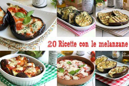 20 RICETTE CON LE MELANZANE