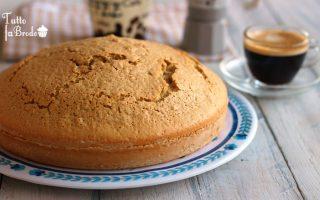 IMPASTO TORTA AL CAFFE' DA FARCIRE